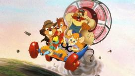 Слух: ремейк «Чипа и Дейла» выйдет сразу на Disney+