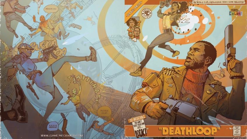 Главной темой нового номера GameInformer стала Deathloop