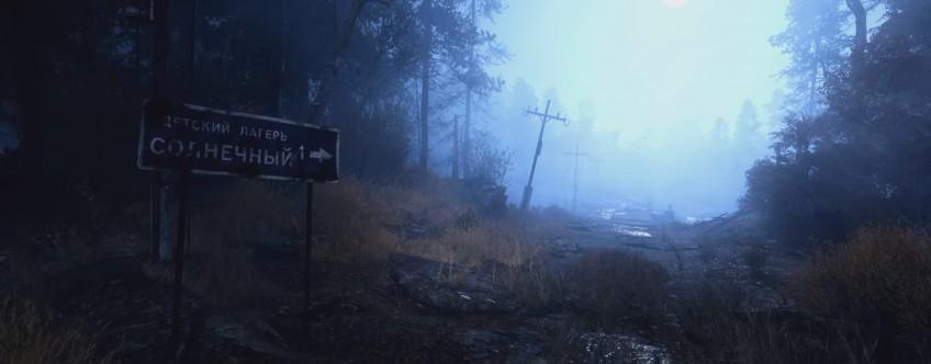 В новом трейлере Metro: Exodus Артём оказался в детском лагере «Солнечный»
