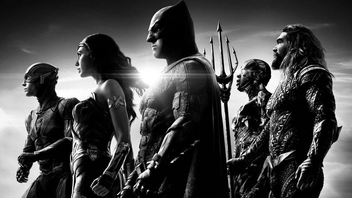 Чёрно-белая «Лига справедливости» действительно увидит свет