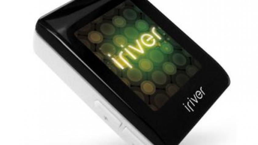 Черный iriver S10 увидит свет в ноябре
