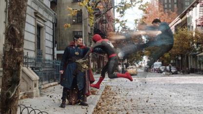 За первые24 часа трейлер триквела «Человека-паука» собрал 355 млн просмотров