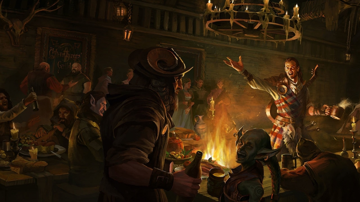 InXile готовит «режиссёрскую версию» The Bard's Tale IV: Barrows Deep