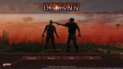Decision направляется в Steam: анонсирована Decision: Red Daze