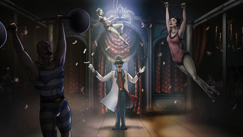 Авторы The Amazing American Circus выпустили сюжетный трейлер и отложили релиз
