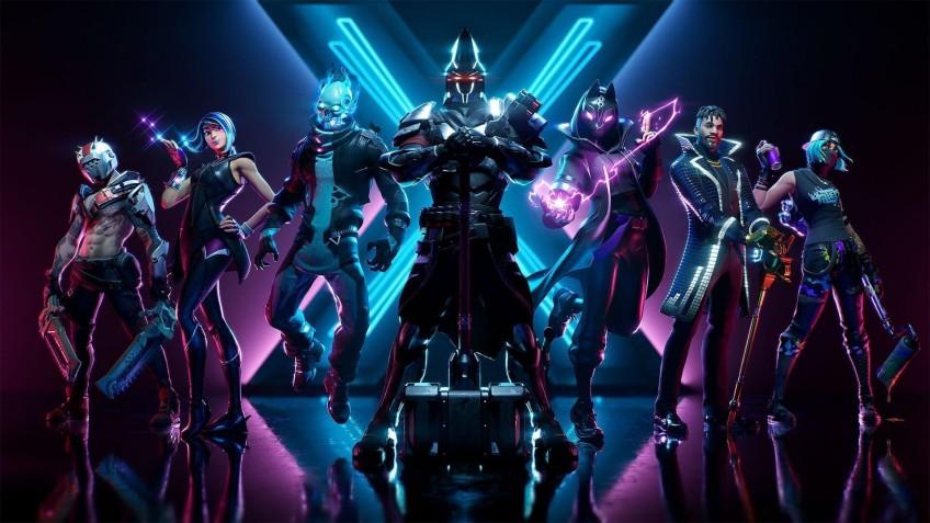 «Время перемен»: Epic Games на неделю продлила десятый сезон Fortnite