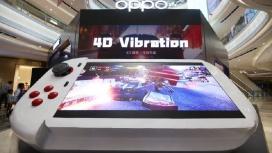 Oppo создала самый большой геймпад в мире