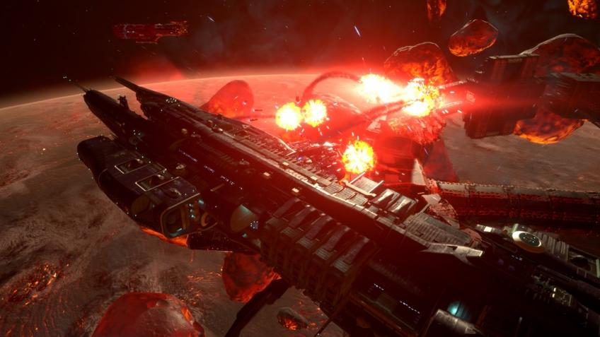 Wargaming купила разработчиков Fractured Space