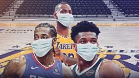Коронавирус «сломал» карьерный режим NBA 2K20