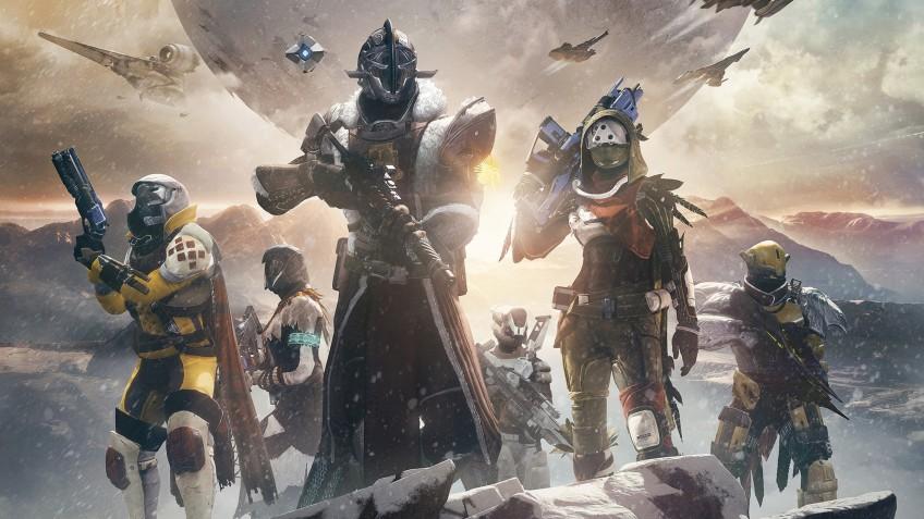 Теперь можно взглянуть на начало бесплатной Destiny2 с прологом из первой Destiny
