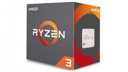 AMD выпустила процессоры Ryzen 3 1300X и Ryzen 3 1200