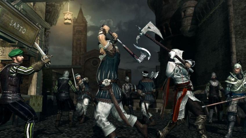 Assassin's Creed2 – игра для взрослых!