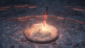 Фигурку костра из Dark Souls3 можно будет «зажечь»