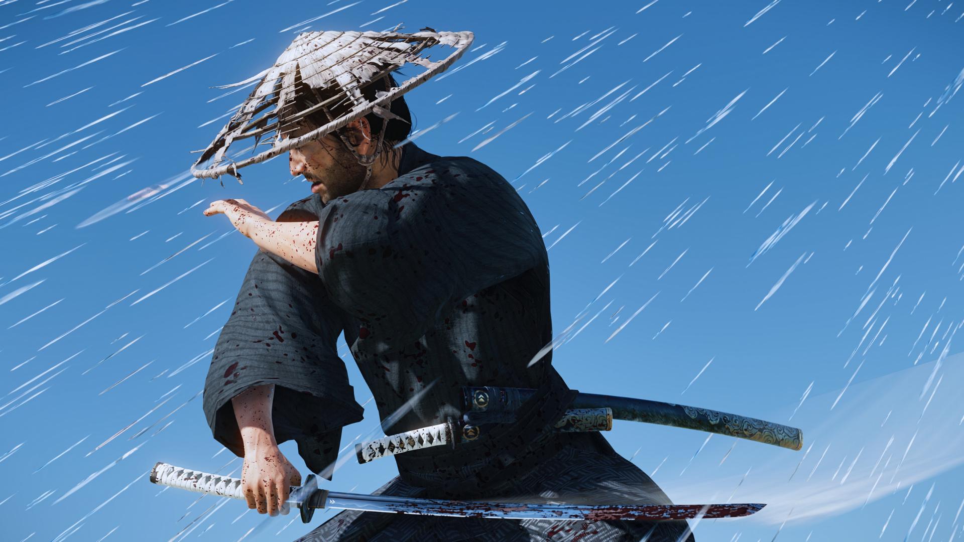 Ghost of Tsushima удерживает лидерство в чарте розницы Великобритании