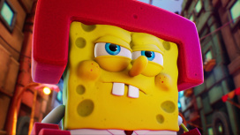 THQ Nordic анонсировала SpongeBob SquarePants: The Cosmic Shake