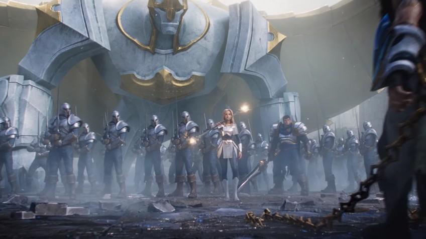 «Воины»: синематик 2020 сезона League of Legends