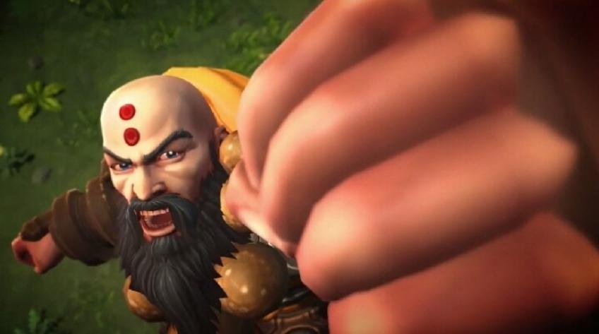 Монах из Diablo3 станет новым героем Heroes of the Storm