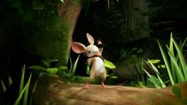 Moss: храбрый мышонок готов пуститься в путь