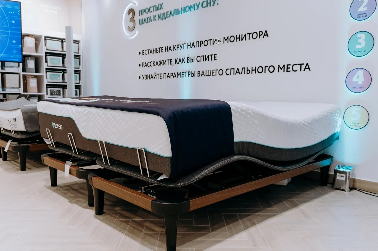 Умные устройства завоёвывают мир: «Аскона» показала умные подушки и умный матрас