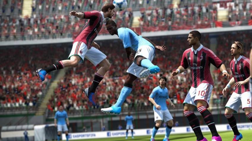 FIFA13 станет еще ближе к реальному футболу