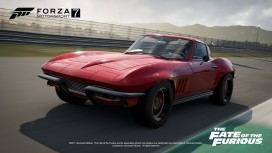 В Forza Motorsport 7 можно будет покататься на машинах из «Форсажа 8»