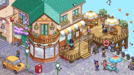 Игра про волшебников Witchbrook стала ярче на новых скриншотах
