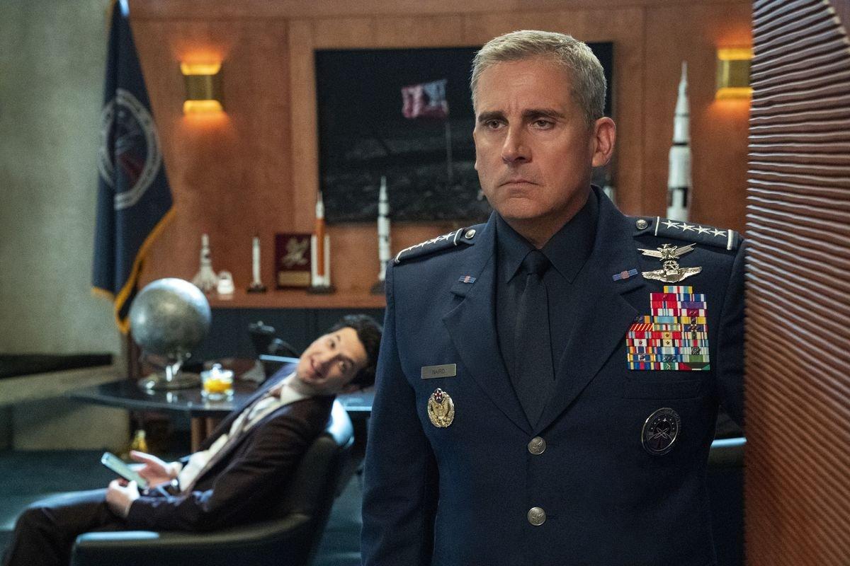 Netflix зарегистрировал «Космические войска» раньше правительства США