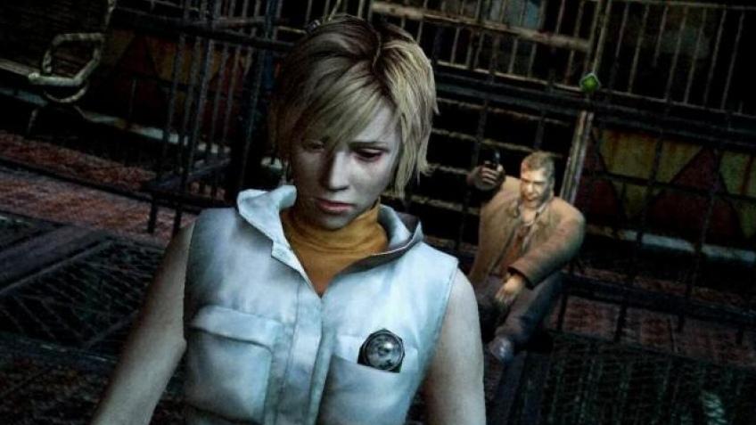 Видеоролик Silent Hill 3