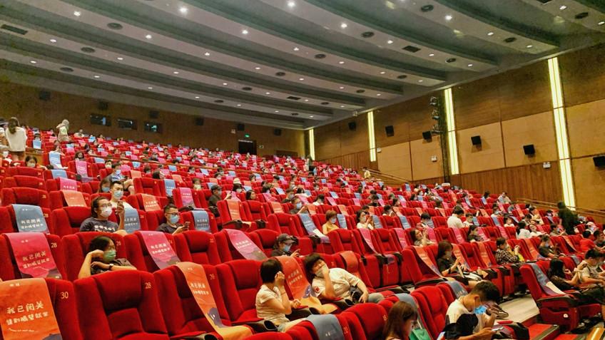 Объём сборов кинопроката Китая за 2020 год обошёл Штаты