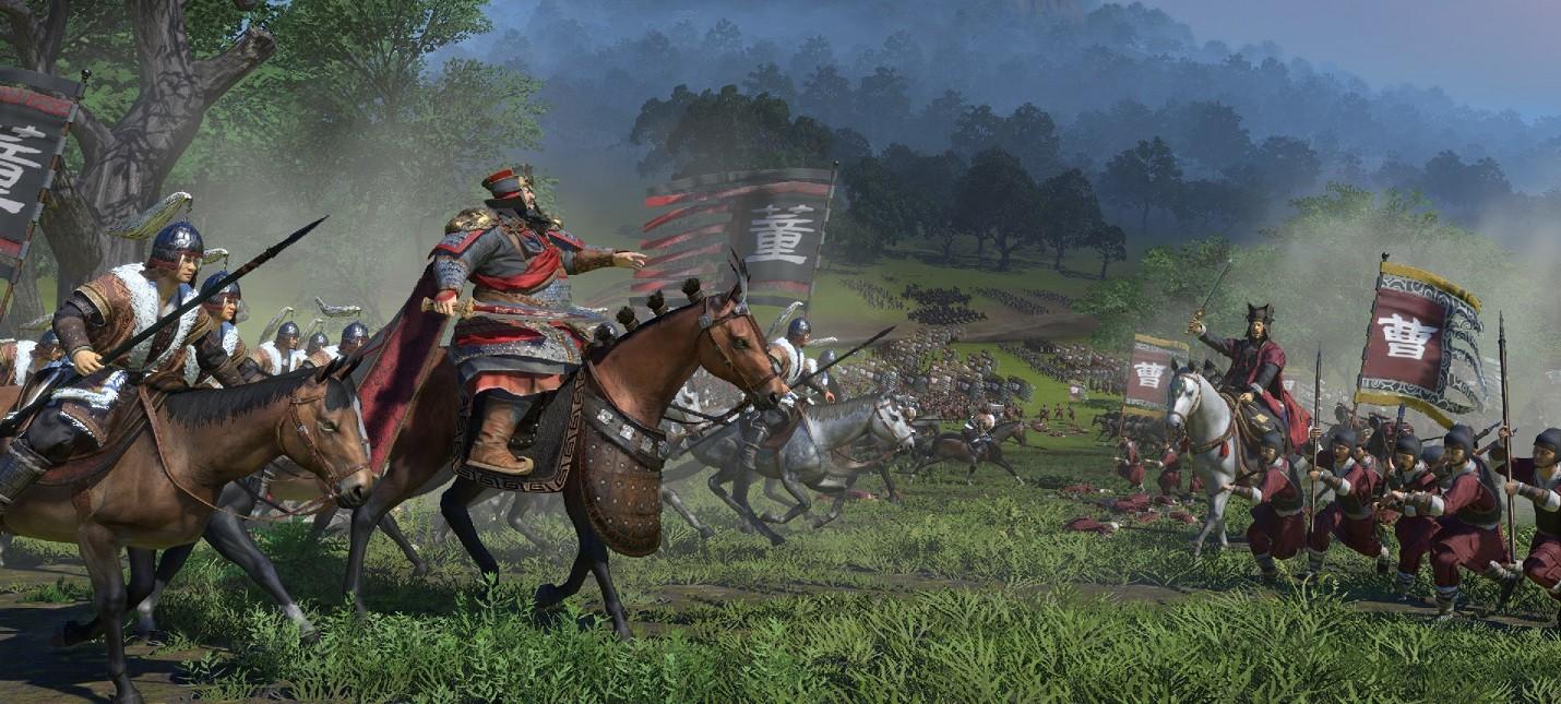 Продажи Total War: Three Kingdoms превысили миллион копий — рекорд франшизы