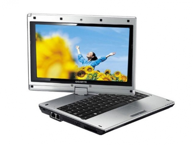 GIGABYTE представила компактный ноутбук