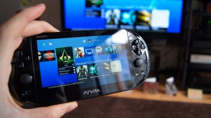 Sony в ближайшее время прекратит производство и поставки PS Vita в Японии