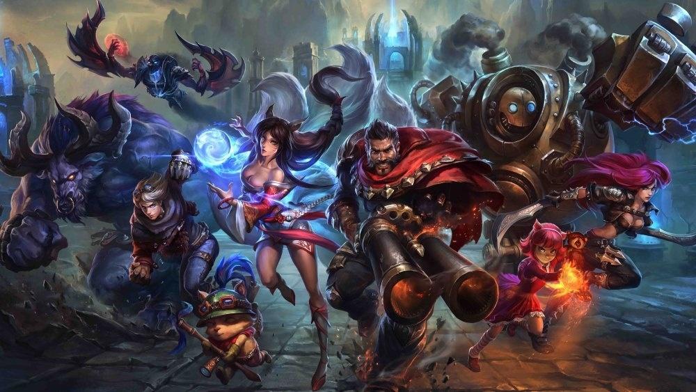 Создатели League of Legends выпустят ещё одну игру, и это файтинг