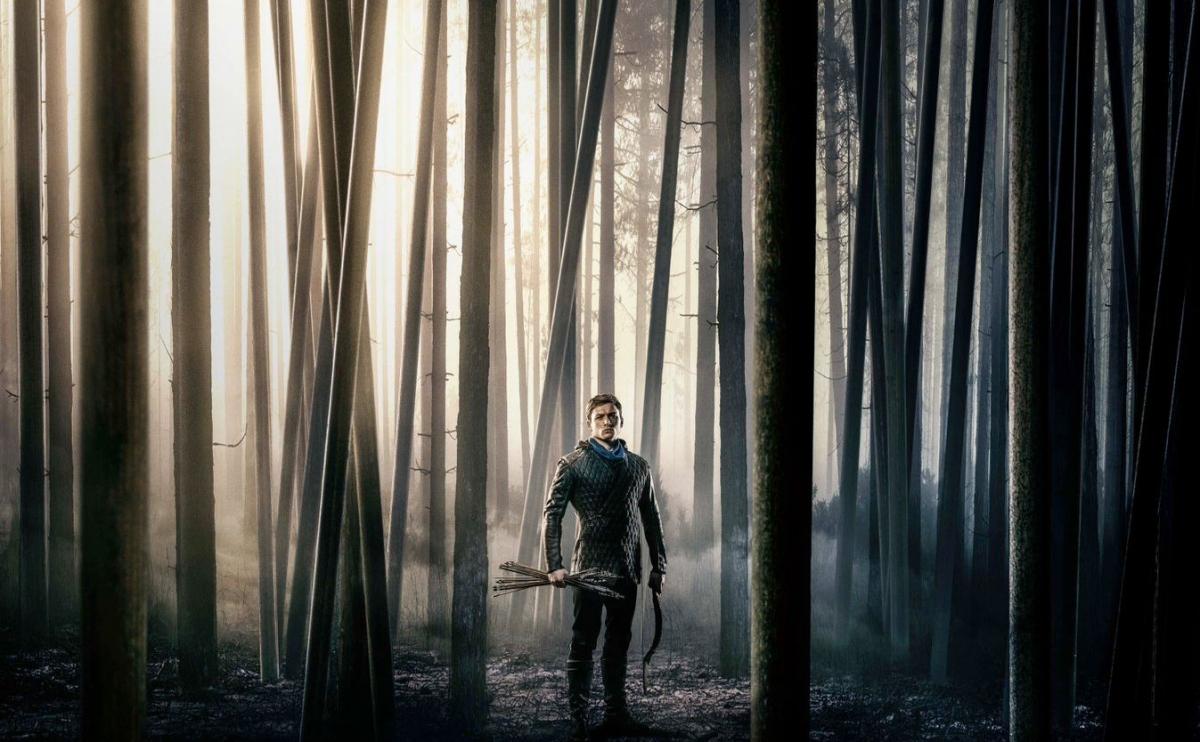 Вышел официальный трейлер боевика «Робин Гуд: Начало»