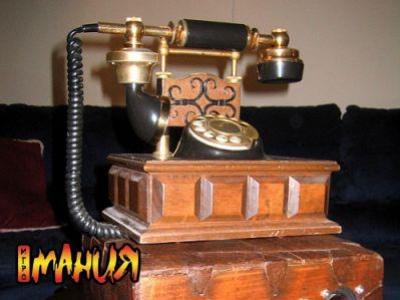 ПК в виде антикварного телефона
