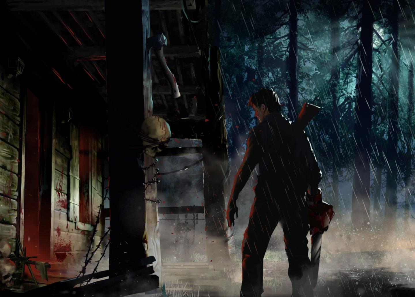 По мотивам «Зловещих мертвецов» делают игру Evil Dead: The Game