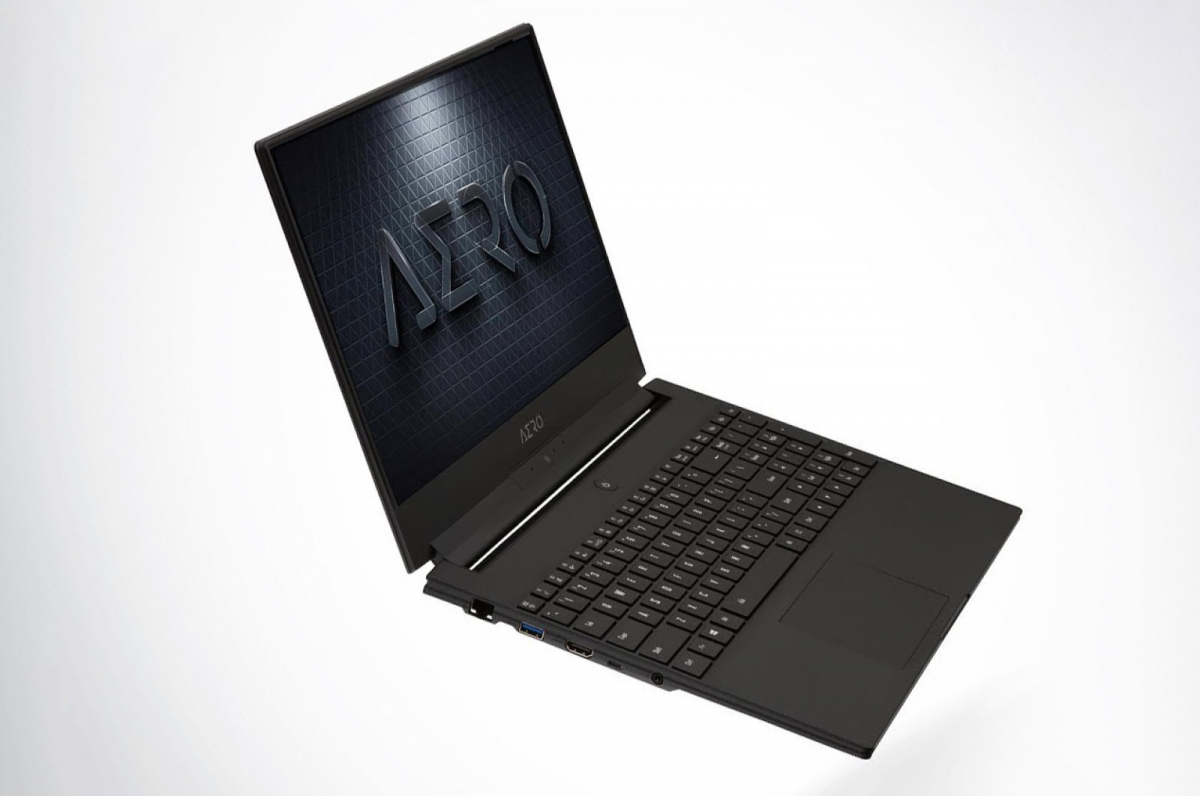 Gigabyte представила первый в мире ноутбук с искусственным интеллектом