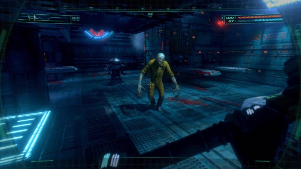 Деньги на System Shock Remastered соберут при помощи Kickstarter