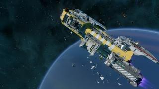 Королевство против Империи: опубликованы15 минут игрового процесса Starbase
