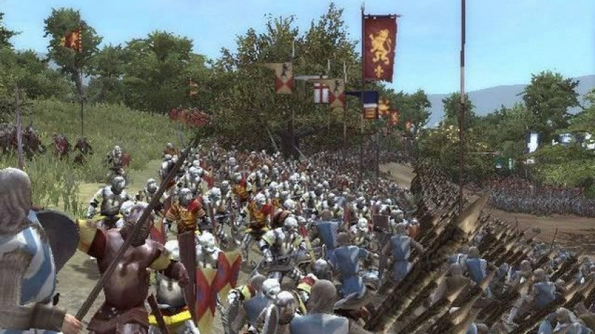 Medieval II: Total War в магазинах