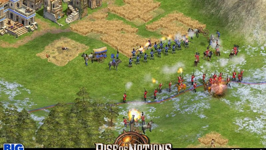 Rise of Nations дешевеет