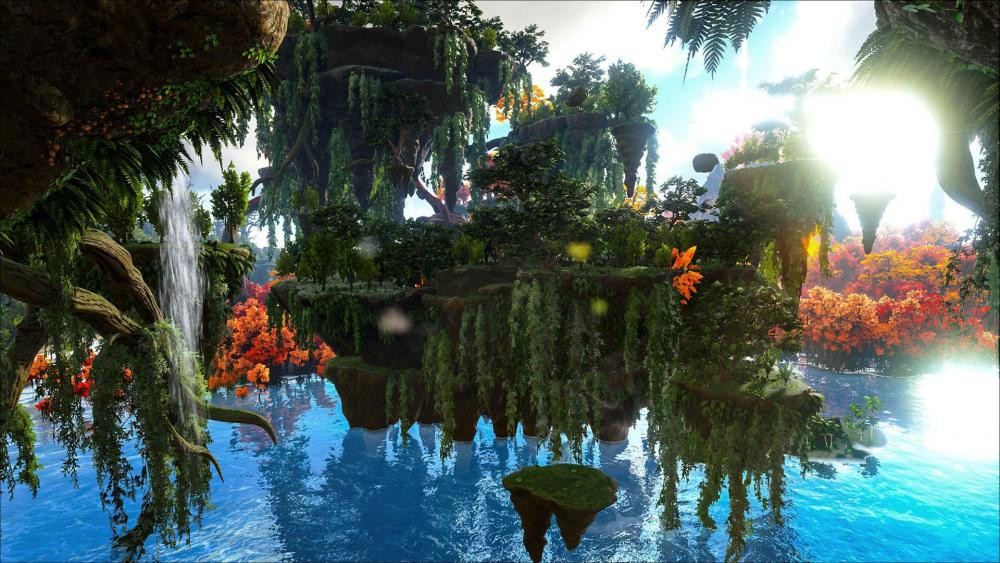 ARK: Survival Evolved празднует своё пятилетие дополнением Crystal Isles