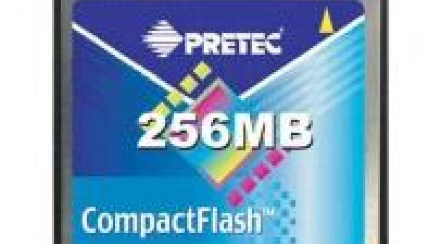 CompactFlash на 100 Гб, это рекорд