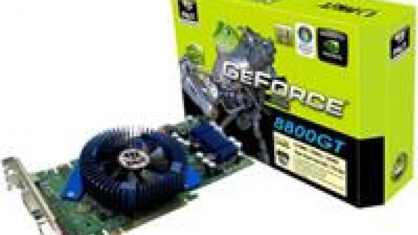 GeForce 8800 GT от Palit