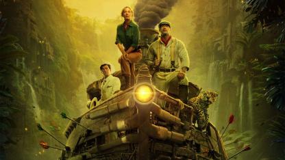 «Проклятий не существует»: второй трейлер «Круиза по джунглям»
