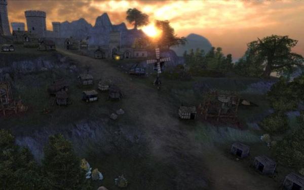 Стройка Stronghold3 подходит к концу