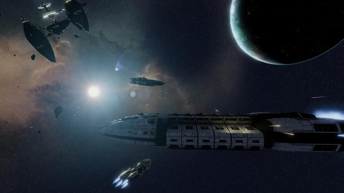 Стратегия Battlestar Galactica Deadlock выйдет на PC в конце августа