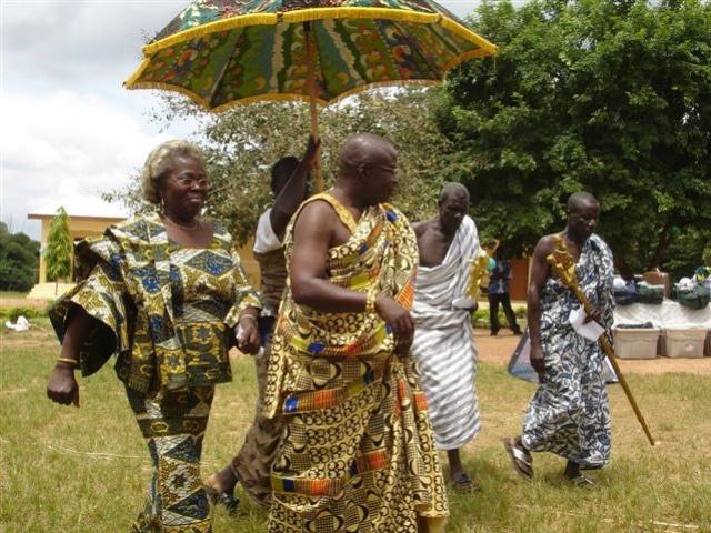 Светодиоды для африканских деревень