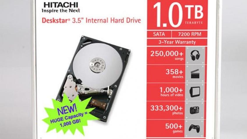 Hitachi и1 Тб