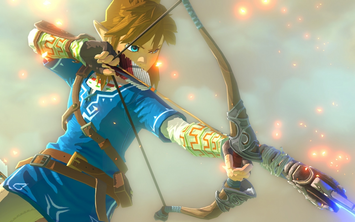 Новая The Legend of Zelda уже находится в разработке
